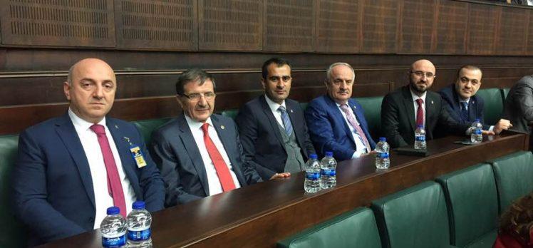 Bıyık, AK Parti Grup Toplantısına katıldı