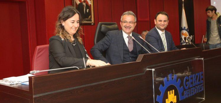 Gebze Nisan Meclisi yapıldı