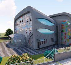 Gebze'ye dev spor kompleksi için ilk adım atıldı