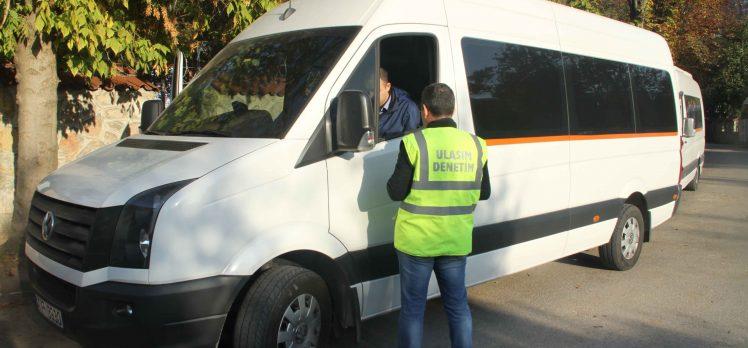 Servislere güzergâh izin belgelerini yenileme uyarısı