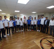 Kağıtsporlu güreşçiler Süper Lig'de