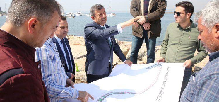 """Başkan Karabacak, """"Bölgeye değer katacak"""""""
