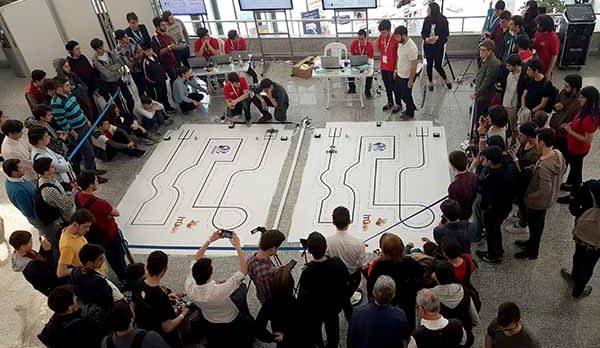Robot Olimpiyatları GTÜ'de Başlıyor
