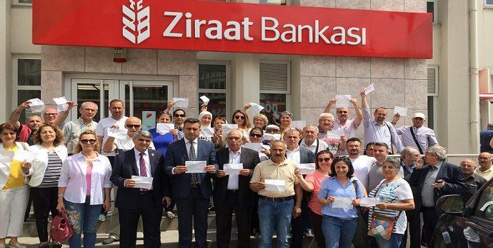 CHP Darıca'dan İnce'ye destek!
