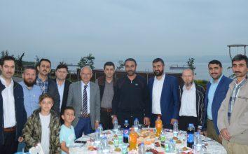 AK Parti Gebze STK'larla iftarda buluştu