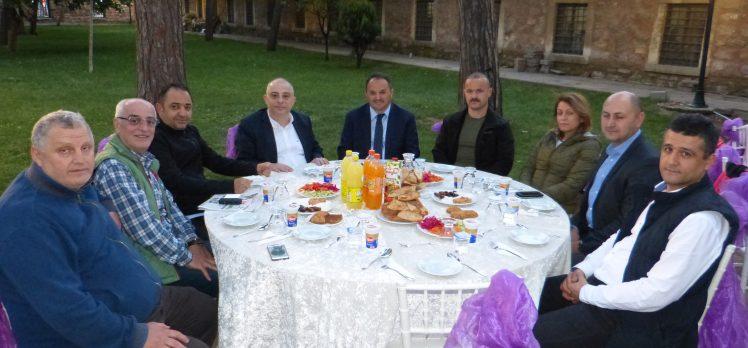 Şehit Ailelerine iftar!