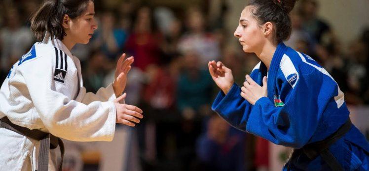 Büyükşehirli Judocular Avrupa Şampiyonasında