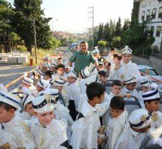 Darıca'da sünnet şöleni cumartesi günü
