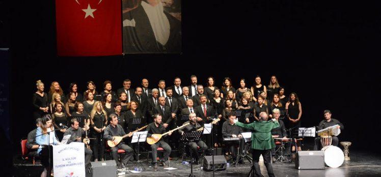 Yıl sonu konseri herkesi coşturdu!