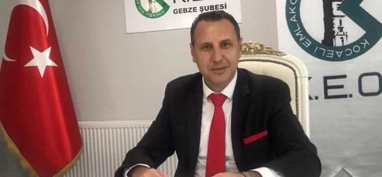 Emlakçılar odası başkanı  Hacıoğlu'ndan Avcı'ya tam destek !