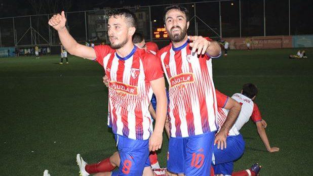 Mustafapaşaspor ve Çerkeşli Play-Off'ta!