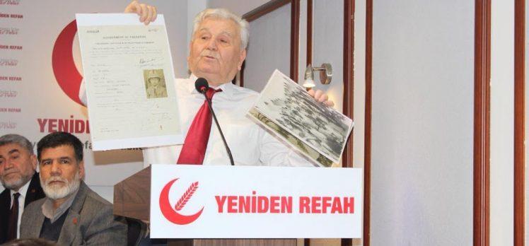 Ankara'dan miting deveti yaptı