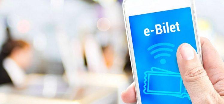 E-bilet uygulamasına zorunlu geçiş dönemi