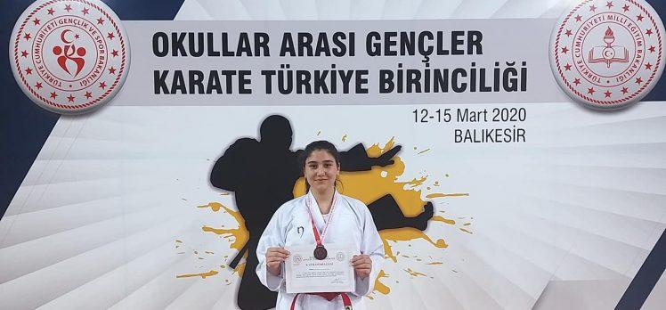 Türkiye 3.sü oldu