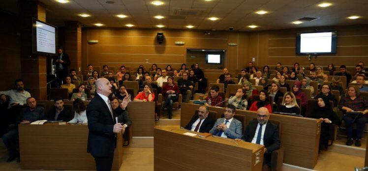 Büyükşehir'de 'İmar Mevzuatı' Eğitimi Verildi