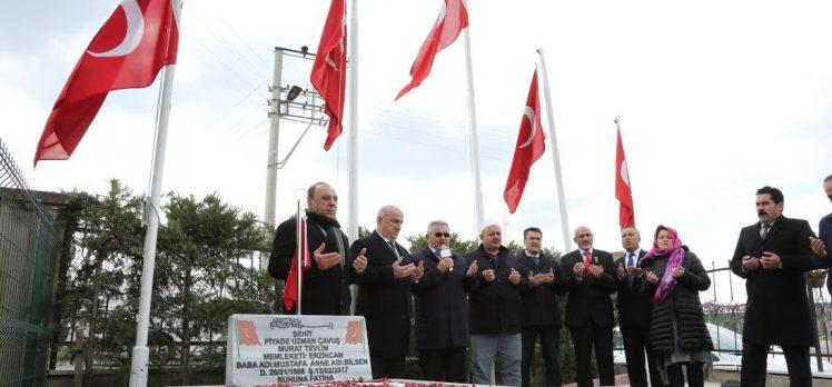 Darıca'da Çanakkale Zaferi'nin 105. yılı kutlandı
