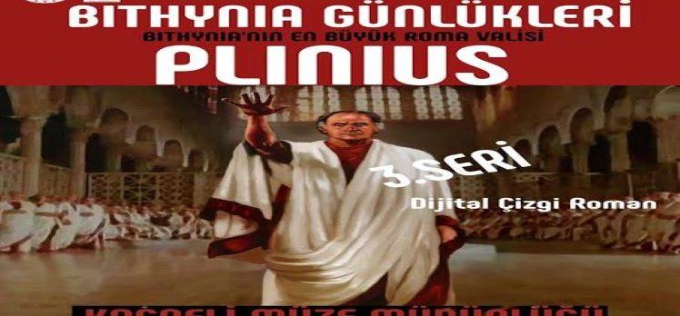 MÜZE MÜDÜRLÜGÜ'NDEN BİTHYNİA ÇİZGİ ROMAN SERİSİ