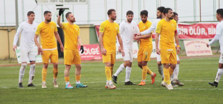 Darıca'da 4 oyuncu cezalı