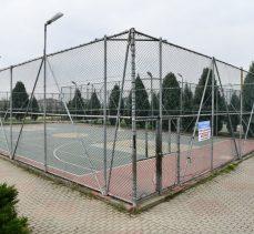 Spor alanları önlem amacıyla kapatıldı