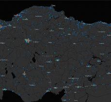 Bakan Koca, Kocaeli'nin  koronavirüs ısı haritasını açıkladı!