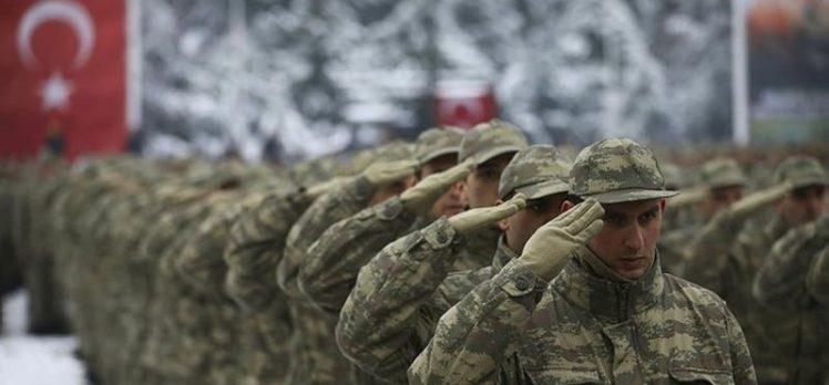 66 Bin Asker Terhis Oluyor!