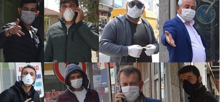 Maskeli Yaşama Alışmalıyız!