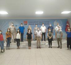 CHP Gebze'de Toplantılar Başladı