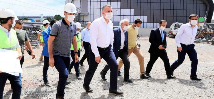 """""""Gebze'de Spora 50 Milyonluk Yatırım Yapıyoruz"""""""