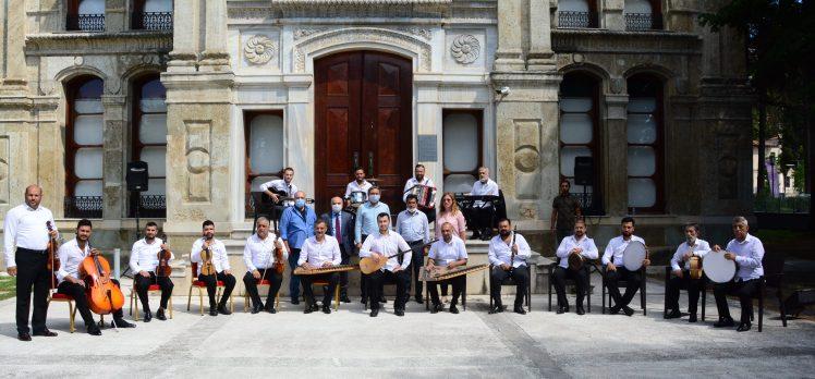Roman Müzisyenler Büyük Türkiye Orkestrası Kocaeli'de