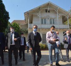 Osman Hamdi Bey Müzesi ve Eskihisar Kalesi'nde incelemeler