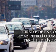 BEYAZ RENKLİ OTOMOBİLİ ÇOK SEVDİK!