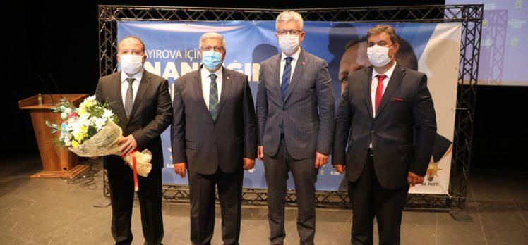 Çayırova'da yeni başkan Günay!