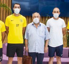 Darıca Gençlerbirliği Sporcuları Merkez Prime Hastanesi'nde Sağlık Kontrolünden Geçti!