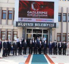 DİLOVASI'NDA GAZİLER GÜNÜ KUTLANDI
