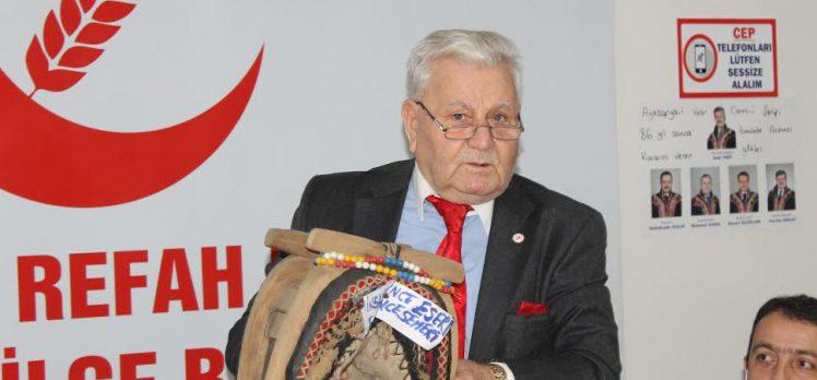 ARAS'TAN MACRON'A EŞŞEK SEMERİ