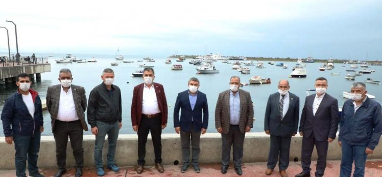 Dilovası muhtarları İstanbul'u gezdi