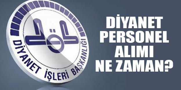 DİYANET 5 BİN PERSONEL ALACAK!