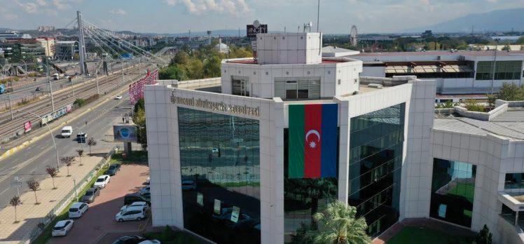 KOCAELİ'DEN AZERBAYCAN'A TAM DESTEK
