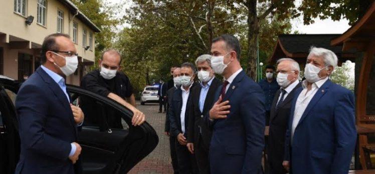 """Vali Yavuz; """"Ulaşamadığımız kimse kalmasın istiyoruz"""""""