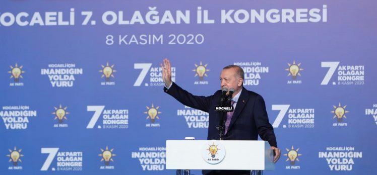 AK PARTİ'DEN ERDOĞAN'LI KONGRE!