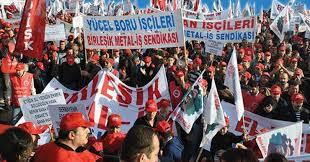 KOCAELİ'DE GÖSTERİLER BİR AY YASAKLANDI!