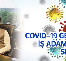 Covid-19 Gebze'de İş Adamlarına Sıçradı..