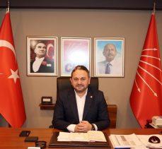 CHP İL BAŞKAN VEKİLİ DARCAN, BÜYÜKAKIN'A SERT ÇIKTI
