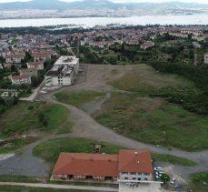 Kocaeli'ye 750 Futbol Sahası Büyüklüğünde Millet Bahçesi