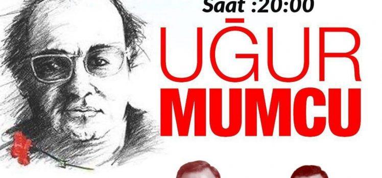 CHP Çayırova Mumcu'yu anacak