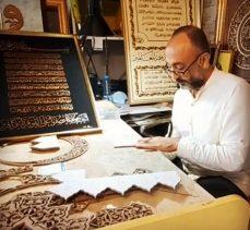 Gebzeli Nahtat Okur'un yüzlerce eseri var!