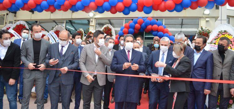 Özel Gebze Cerrahi Tıp Merkezi açıldı