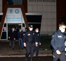 Çeşitli suçlardan aranan 24 kişi yakalandı