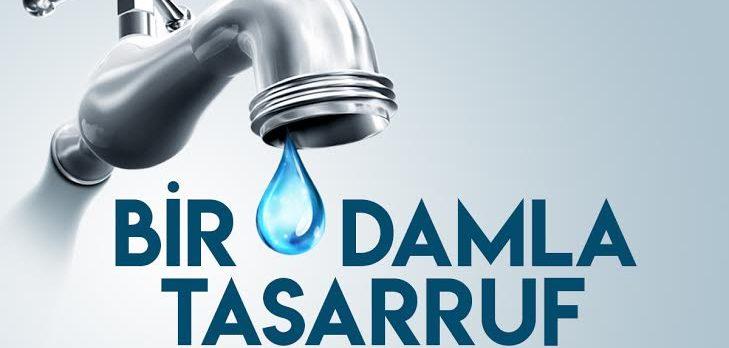 Saadet Partisi'nden su tasarrufu çağrısı