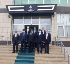 GTÜ'den Siirt Üniversitesine Ziyaret